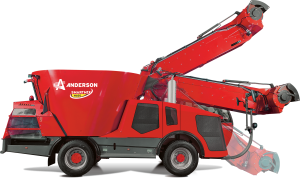 M600 Self-Propelled Feed Mixer | Anderson Group